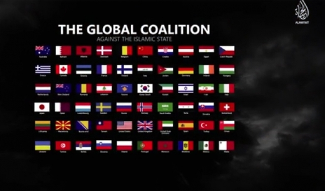 coalitia impotriva isis