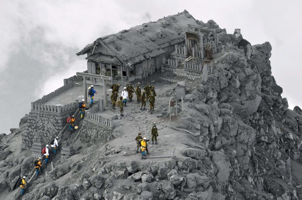 imagine eruptie japonia tare