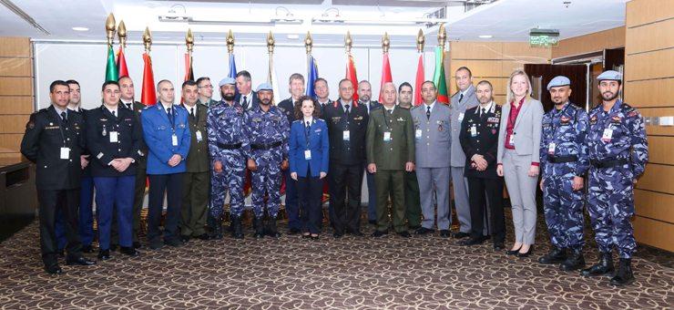 group photo jand qatar