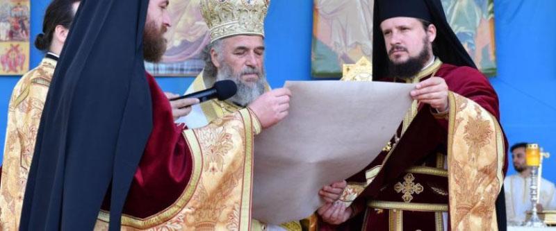 """Scene incredibile în biserică. Patriarhul Ioan al Antiohiei a fost primit cu strigatul """"ANAXIOS"""" (NEVREDNIC)"""