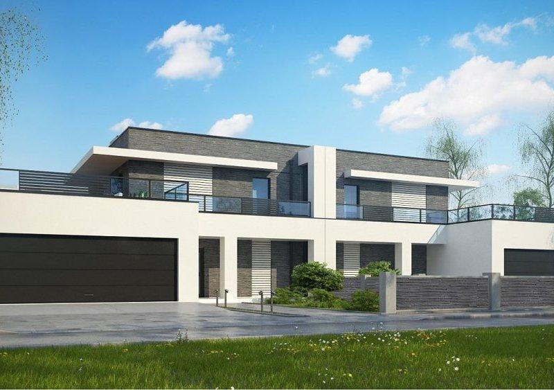 Proiectele de case duplex – o opțiune de viitor?