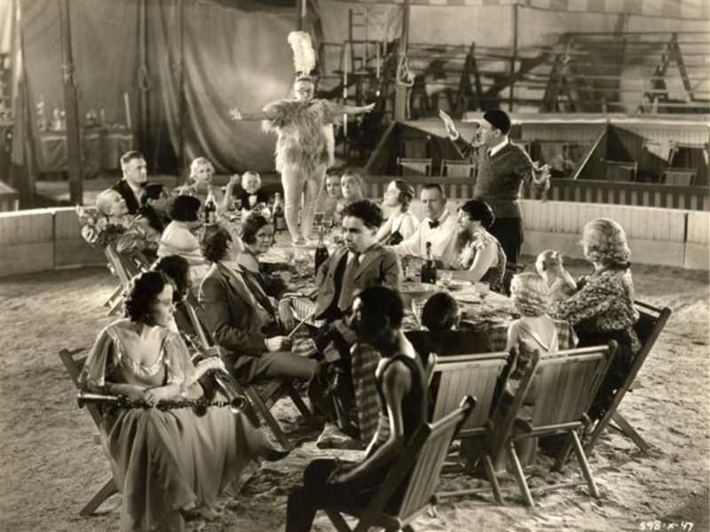 Film: Freaks (1932) singurul film interzis în cinematografe timp de 40 de ani