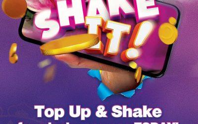 Happy Deepavali – Shake It!