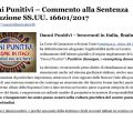 thumbnail of Danni Punitivi _Commento alla Sentenza Cassazione SSUU166012017 Studio Legale Gabrielli