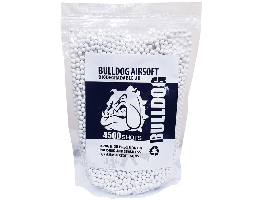 Bulldog 0.20G 4500 BIO BB BAG