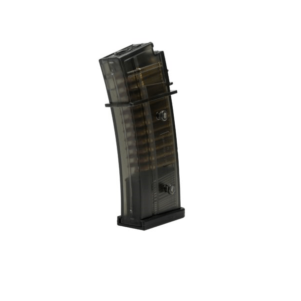 Umarex 400 Rounds High-cap Airsoft Magazine For H&k G36 Series Aegs