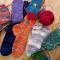 workshop April: Socken von der Spitze