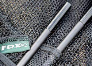 "Fox Warrior+ 42"" Landing Net & handle review - carp angling"