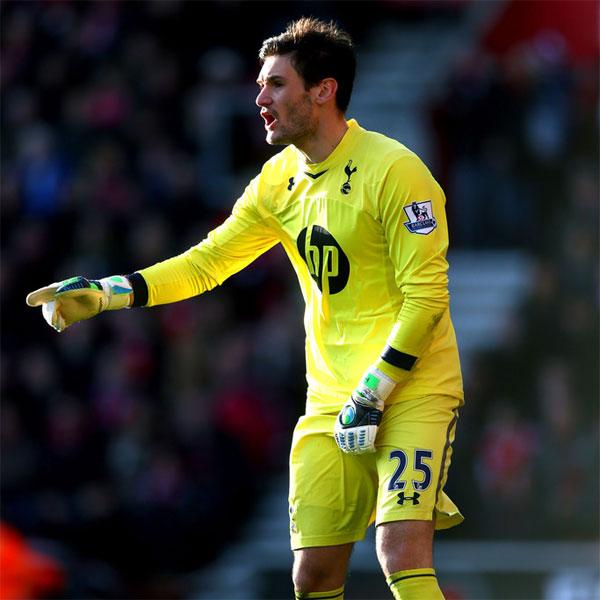 Tottenham goalkeeper Lloris acknowledges his 'risky game'