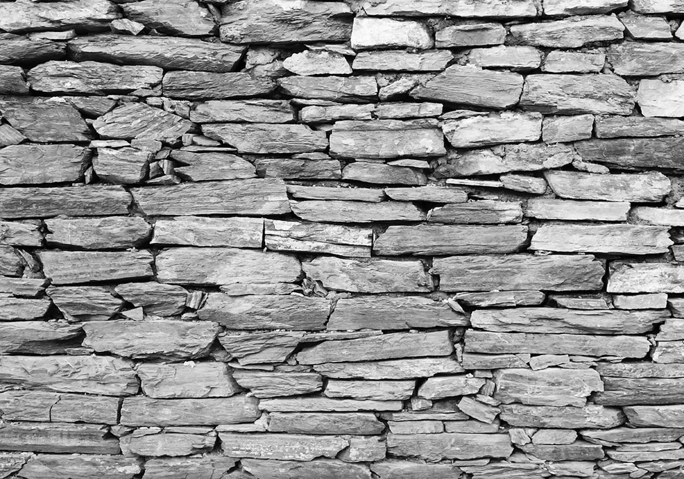 Steintapete Grau Stunning Steinwand Steinoptik Steine