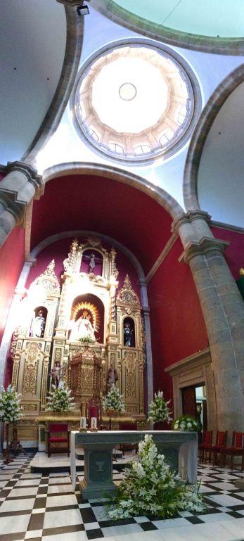 Kirche im Bergdorf Santa Lucia auf Gran Canaria. Foto: Sascha Tegtmeyer