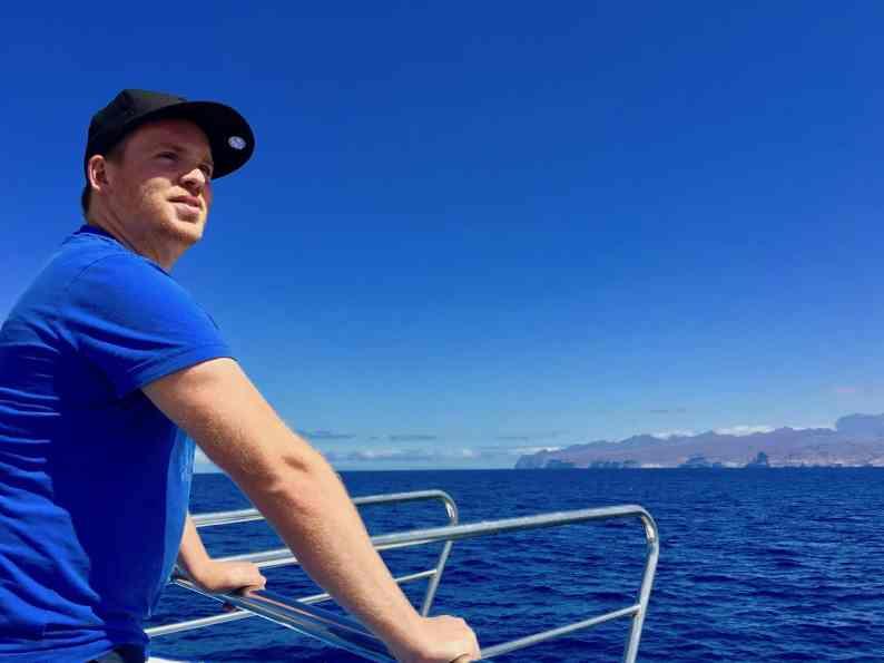 Sascha Tegtmeyer hat für Just Wanderlust Gran Canaria zu Land und zu Wasser entdeckt. Foto: Sascha Tegtmeyer