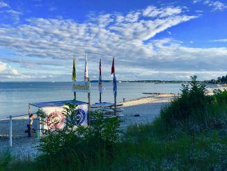ostsee surfschule haffkrug stand up paddling sup Stand Up Paddling an der Ostsee: Wir haben 7 gute Gründe für Euch, warum die Ostsee das perfekte Revier zum Stand Up Paddling ist. Foto: Sascha Tegtmeyer
