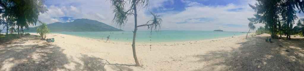 Vielleicht der schönste Strand in Thailand? Der Sunrise Beach auf Koh Lipe. Foto: Luisa Praetorius