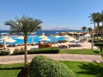 Wetter: In Sharm El Sheik ist es das ganze Jahr sonnig und warm – perfekt, um am Pool zu entspannen und einen tollen Luxusurlaub zu genießen. Foto: Sascha Tegtmeyer