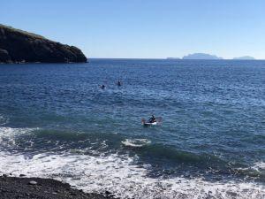 Kayak fahren auf Madeira: Die Touren im Naturpark Sao Lourenco sind ein echtes Abenteuer! Foto: Sascha Tegtmeyer
