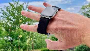 Apple Watch Sport Loop Test Apple Watch Sportarmband im Test: welche Modelle überzeugen? Foto: Sascha Tegtmeyer