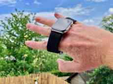 Apple Watch Sportarmband im Test: welche Modelle überzeugen? Foto: Sascha Tegtmeyer