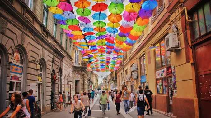 Abwechslungsreiches Insider-Reiseziel in Europa: Rumänien könnt Ihr jetzt mit Blue Air entdecken. Foto: Unsplash
