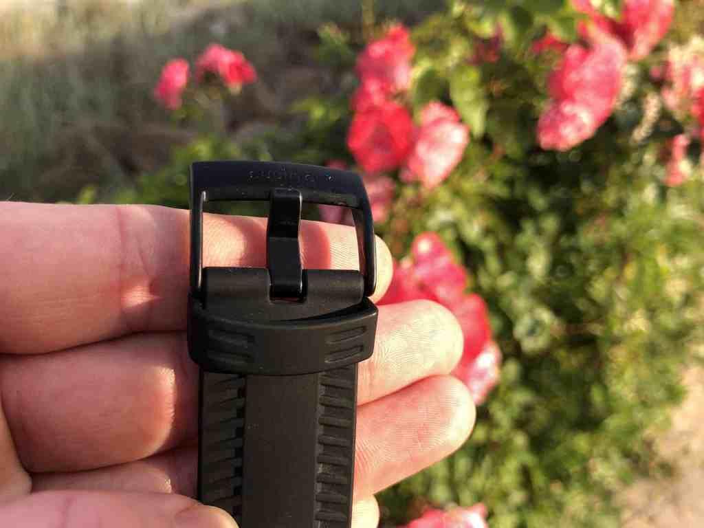 Robust und sicher: Gehäuse und Armband der Suunto 9 Baro haben uns überzeugt. Foto: Sascha Tegtmeyer