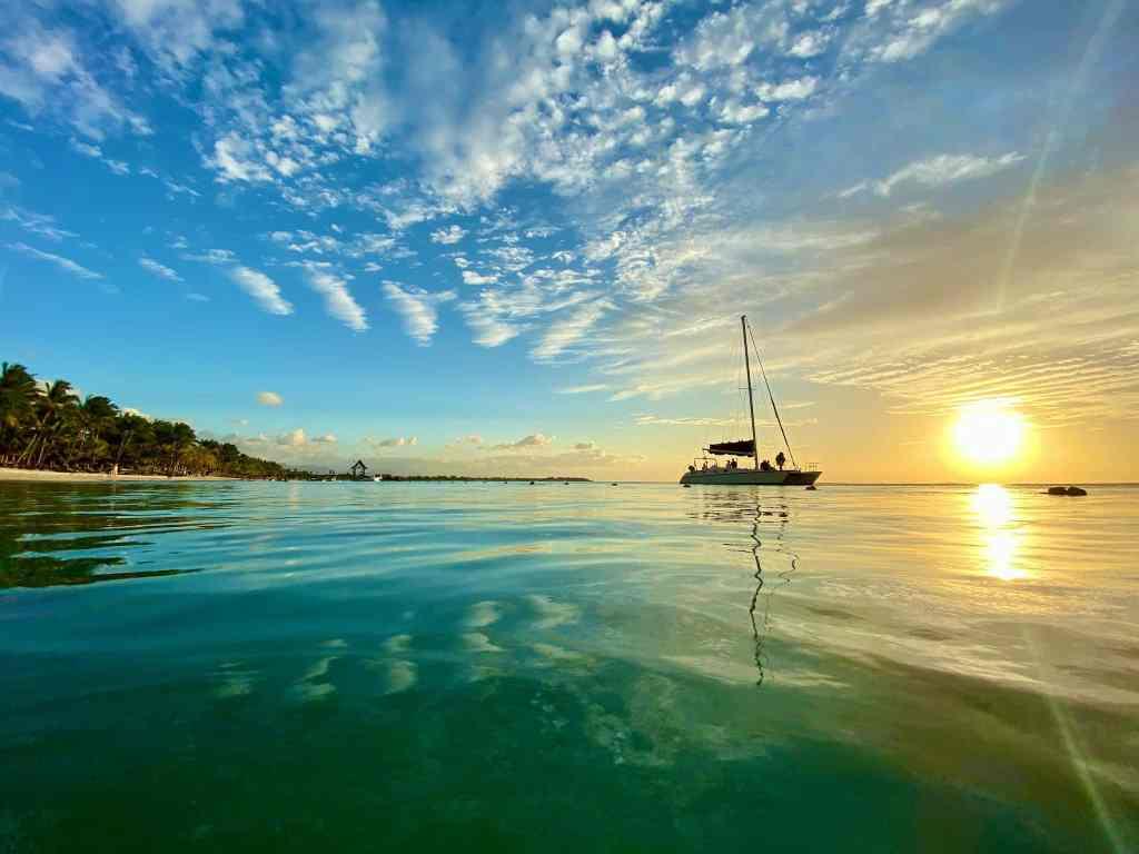 Das Paradies hat einen wohlklingenden Namen: Mauritius. © Sascha Tegtmeyer