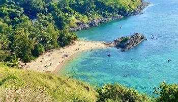 Ya Nui Beach: vielleicht der schönste Strand Phukets? Foto: Sascha Tegtmeyer