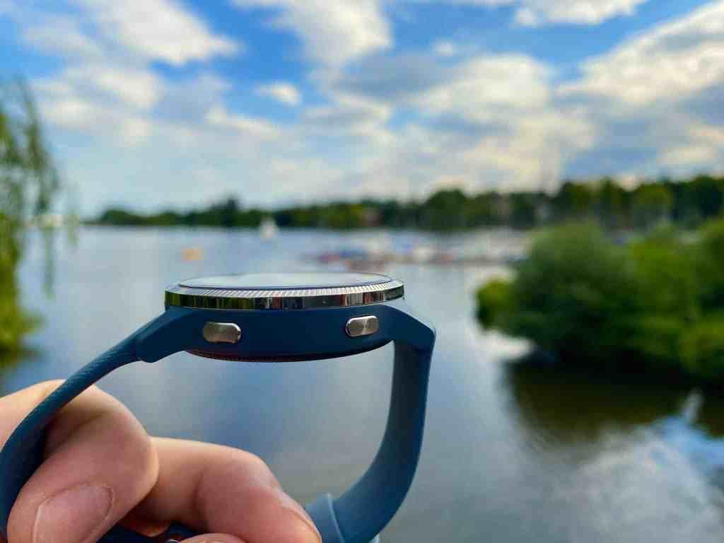 Vielseitig einsetzbar: In unserem Garmin Venu Test hat sich die Smartwatch als multifunktionaler Allrounder präsentiert. Foto: Sascha Tegtmeyer