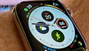 Ziffernblatt Watch Face Apple Watch Komplikationen
