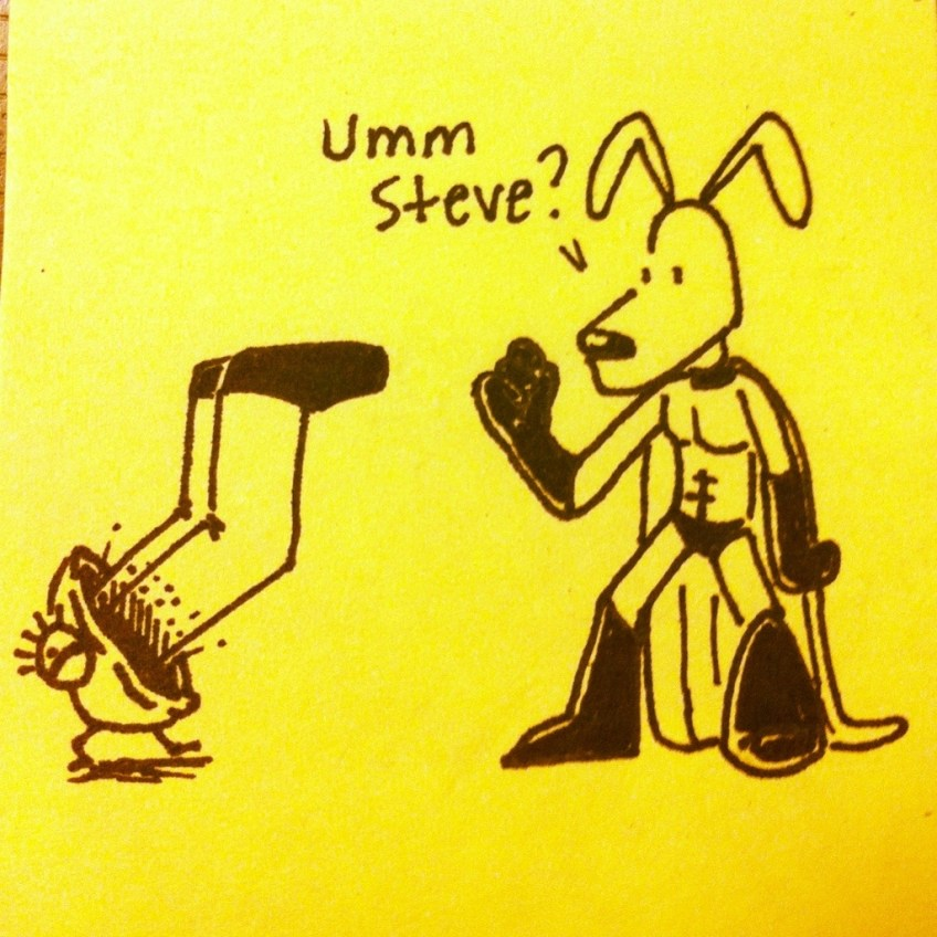 Post-it Comic