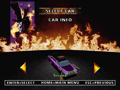 Twisted Metal 2 Shadow