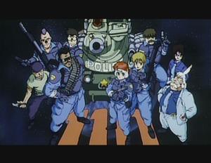 Tank Police