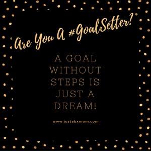 goal setter goalgetter goals dreams