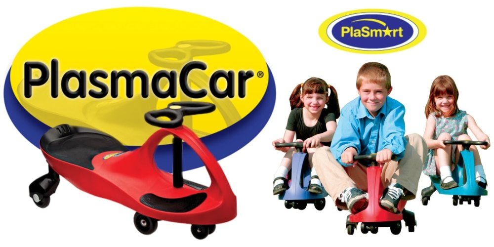 plasma car - giveaway
