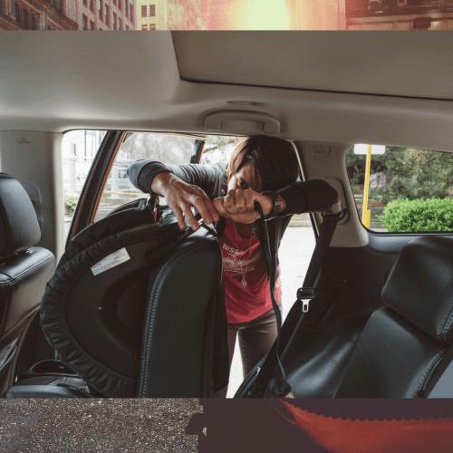 car seat safety, nissan