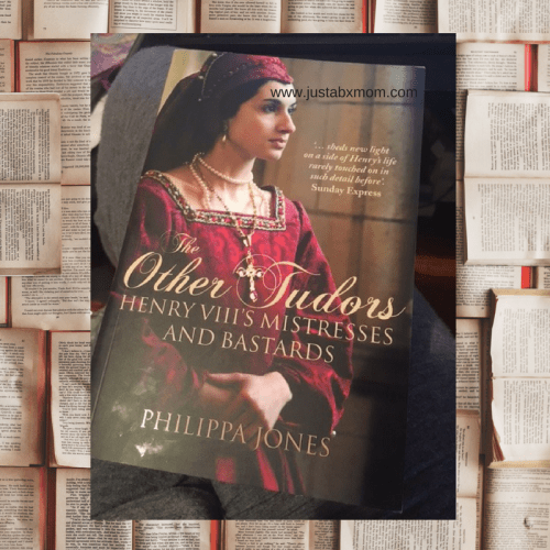 the other tudors, philippa jones, henry viii, english court, historical fiction