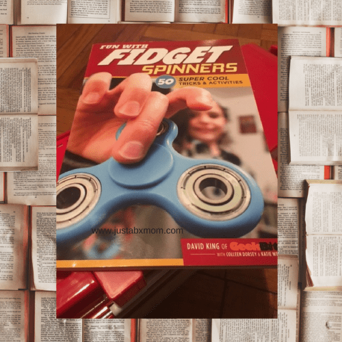 fidget spinner, tricks, fidget spinner tricks, children's books