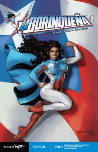 borinquena, comic book, review