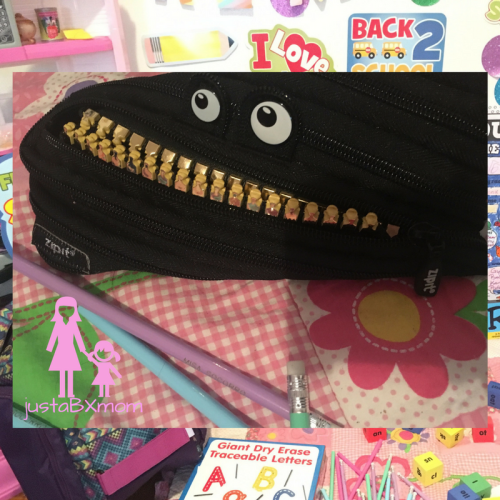 zipit, pencil case, monster, googly eyes
