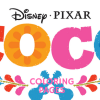 coco, disney paixar, disney, pixar, printables, coloring pages