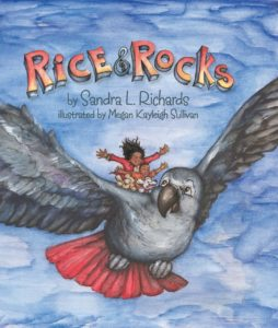 rice and rocks, sandra l richards, book review