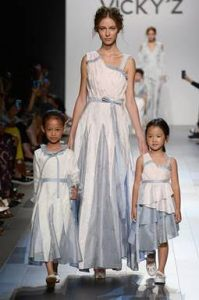 vicky zhang, nyfw, fashion week 2017, children's fashion