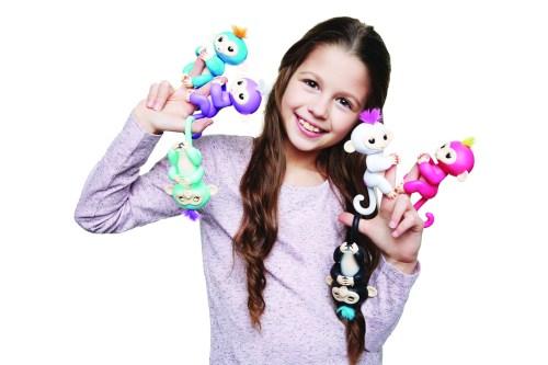 fingerlings, wowwee, monkeys, mini monkeys