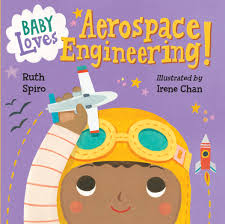 baby loves aerospace engineering
