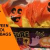 halloween, treat bags, oriental trading, decoration ideas