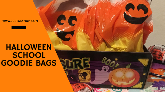 halloween, treat bags, oriental trading, decoration ideas