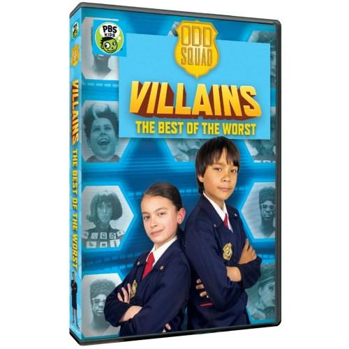 odd squad villains