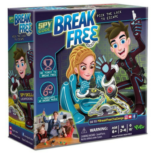 yulu games, break free