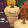 oriental trading, thanksgiving, holidays, autumn decor