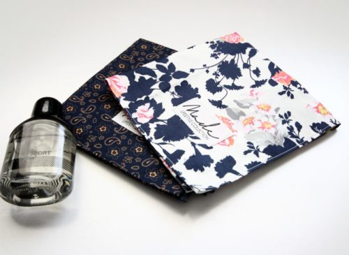 Made, chuck holliday, pocket square, cologne, men's parfum