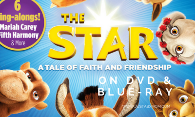 the star movie, baby jesus, mary and joseph, movie review